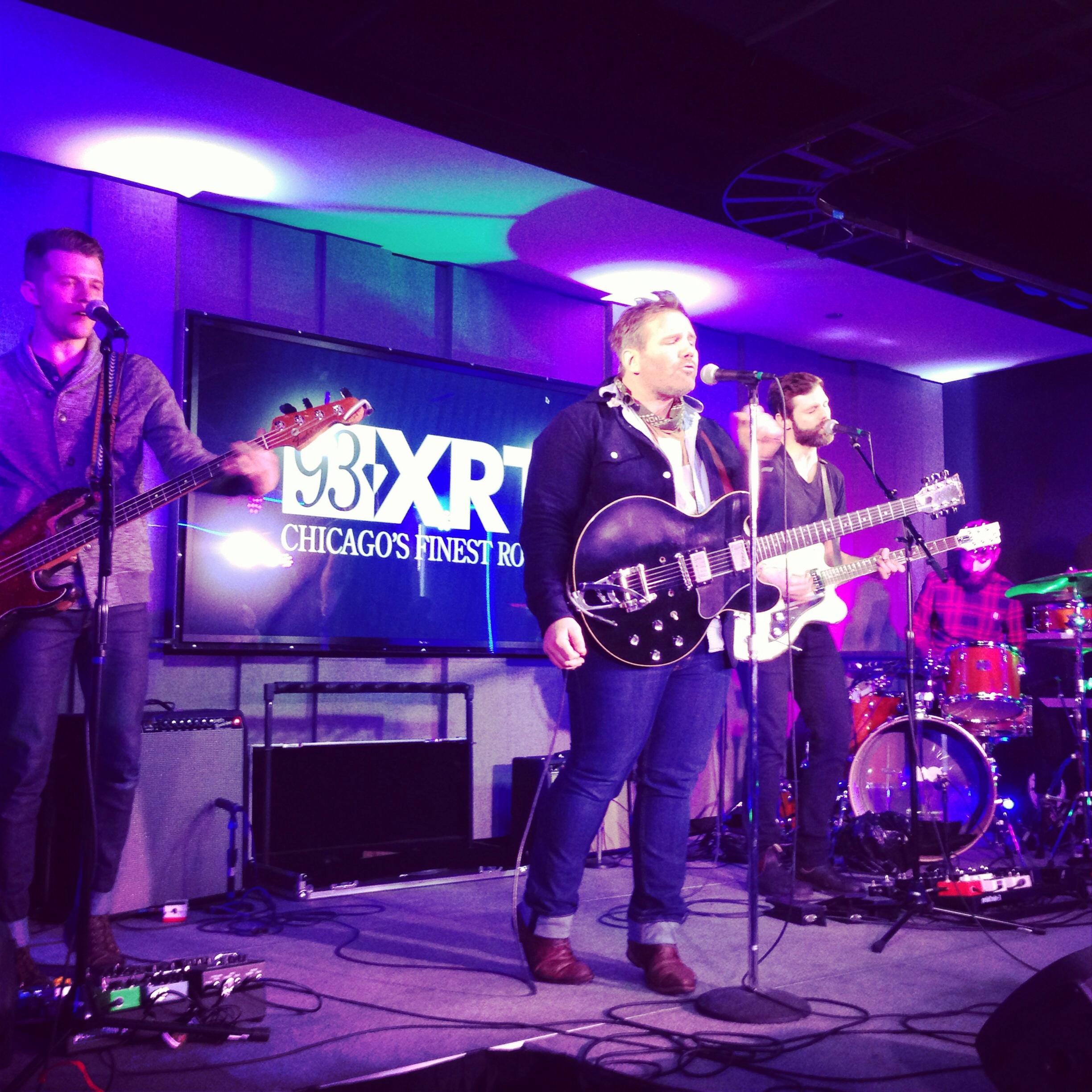LEAGUES AT 93XRT