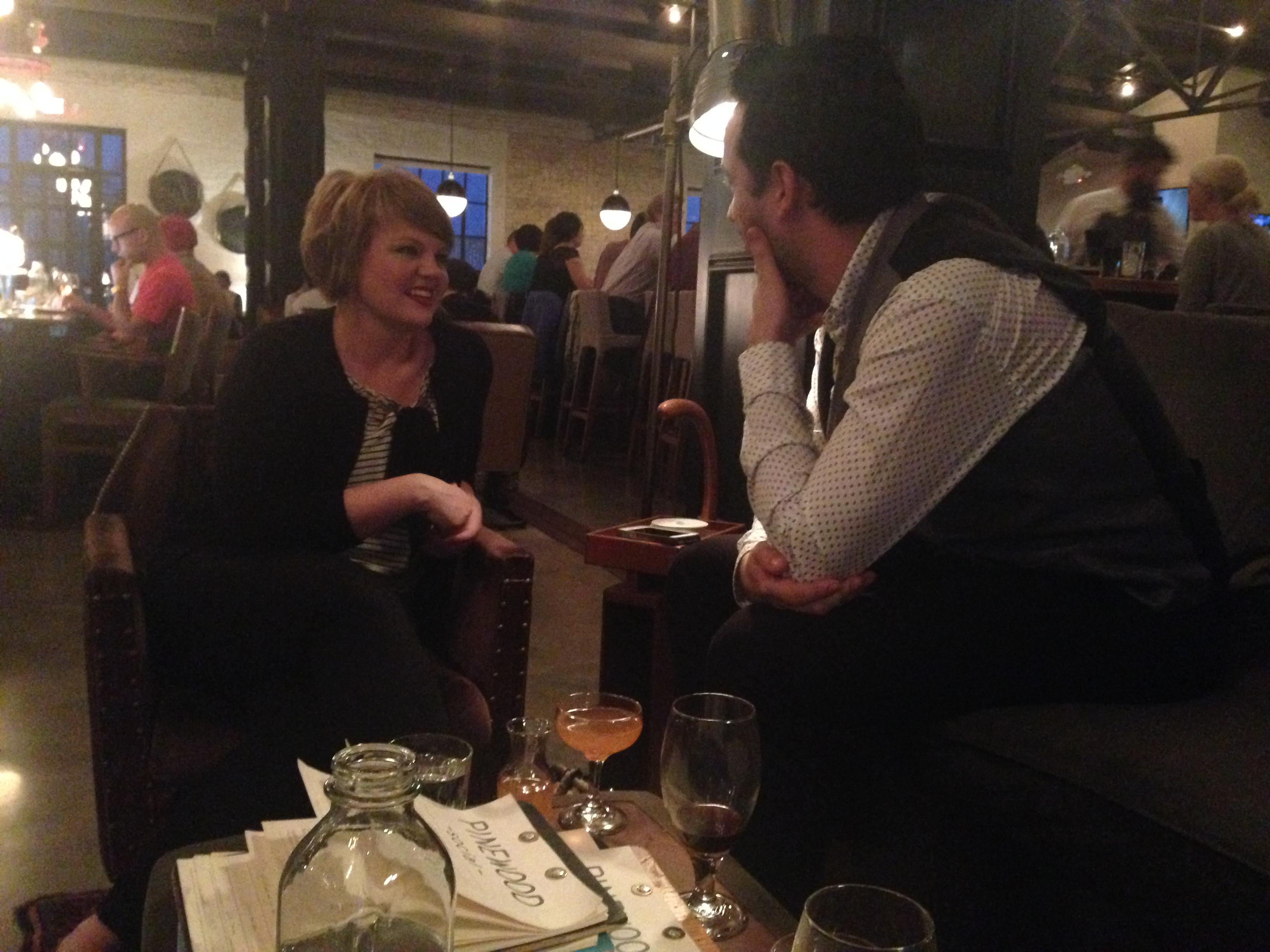 Chatting with Caleb Hawley