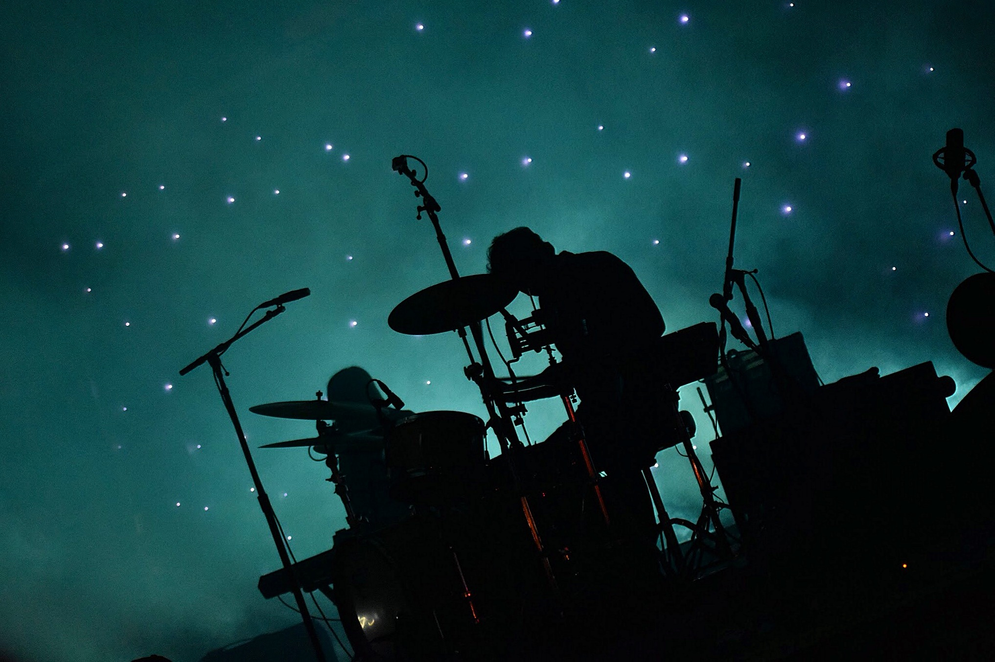 Beach House at Bonnaroo 2019 for East of 8th