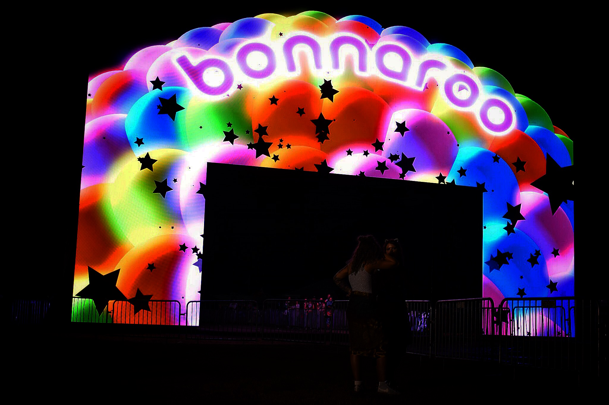 Bonnaroo Arch 2019 for East of 8th