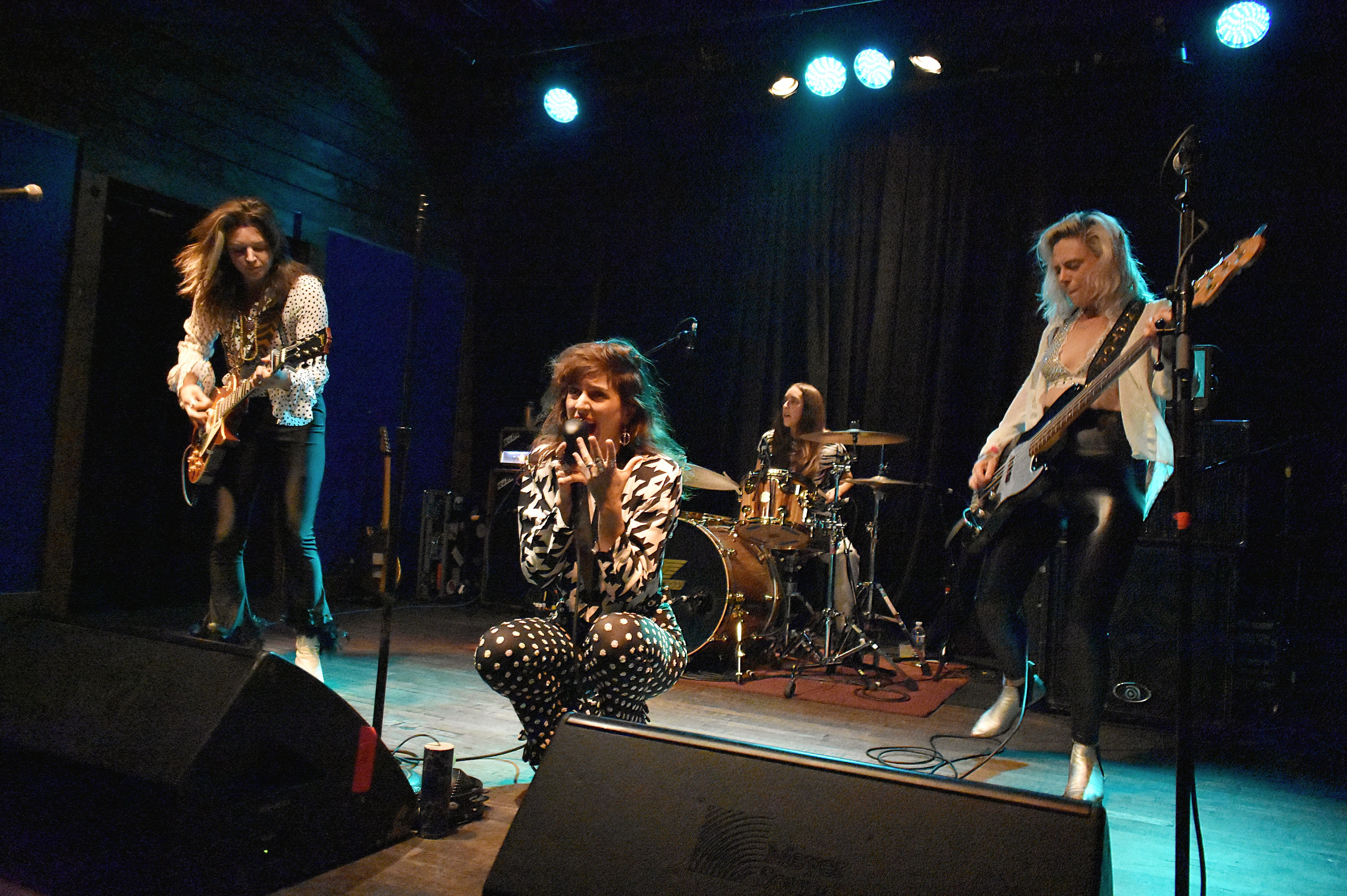 Thunderpussy Show Review