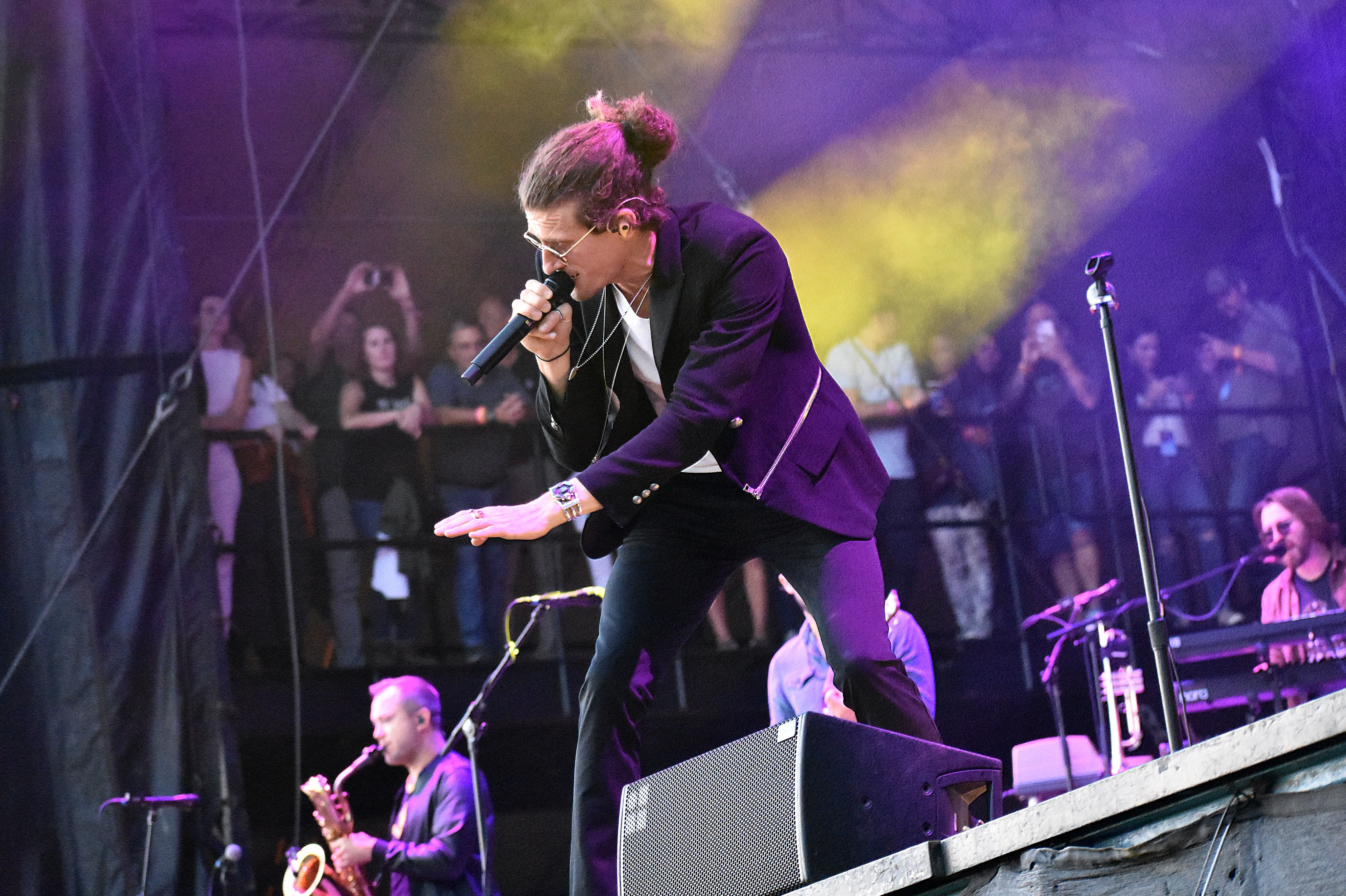The Revivalists Mempho Music Festival