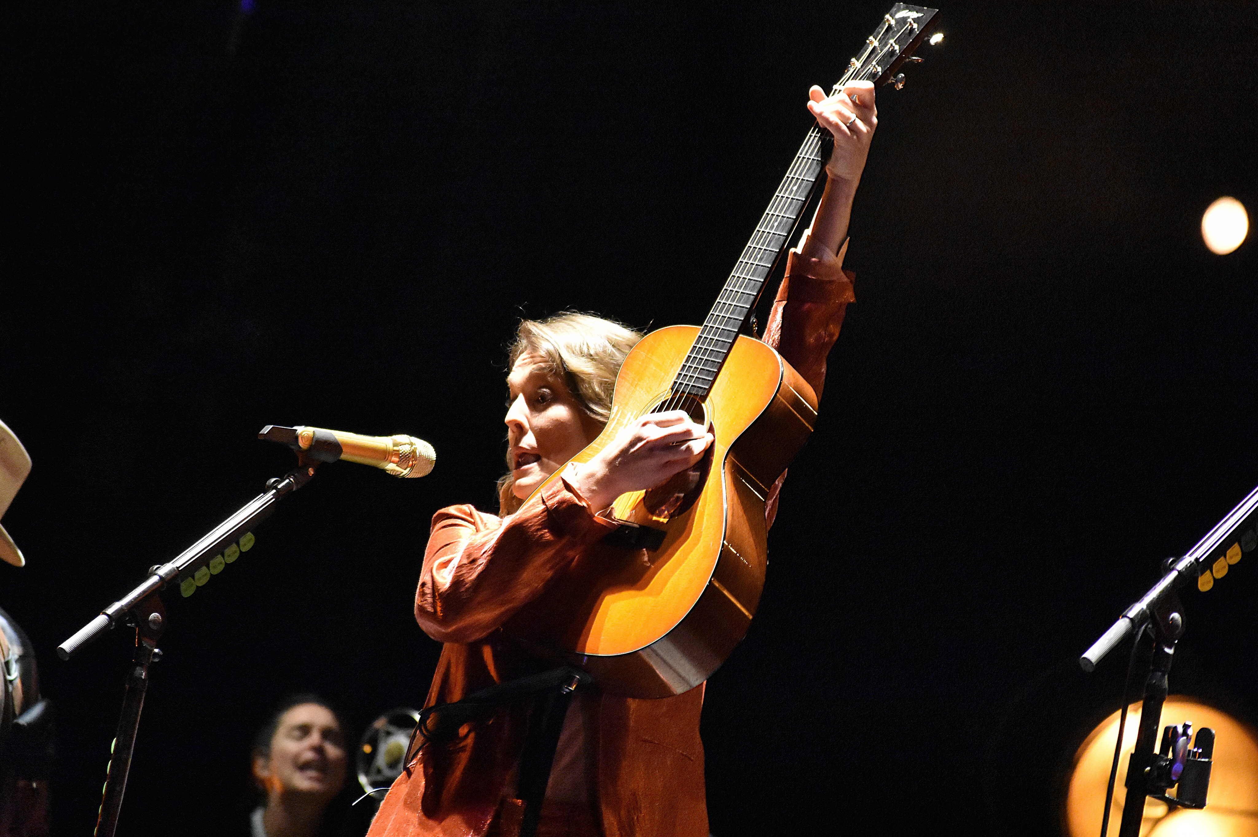 Brandi Carlile 2019 Mempho Music Festival