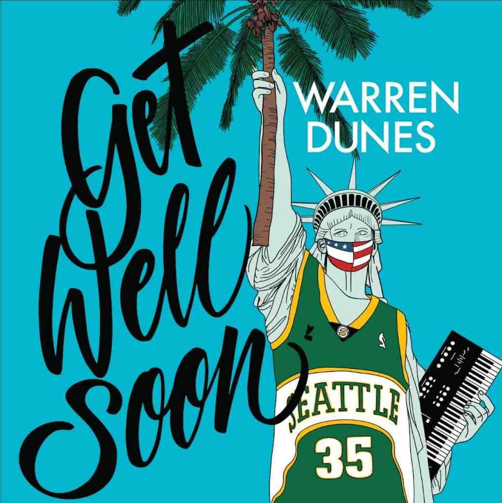 Warren Dunes Get Well Soon Album Art