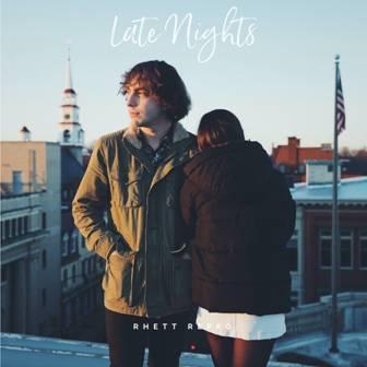 Rhett Repko Late Nights Album Art