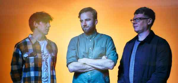 We Were Promised Jetpacks Band Photo by Euan Robertson