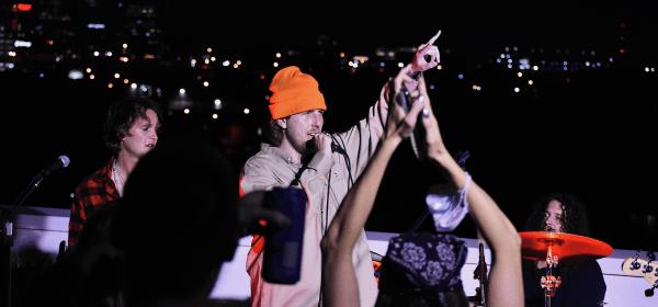 Bryce Fox At Live in Nashville